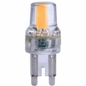 MEGAMAN - LED Lamp - Strimo - G9 Fitting - 2W - Warm Wit 2800K   Vervangt 20W