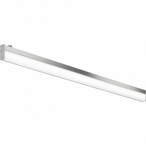 OSRAM - LED Spiegelverlichting - Trion Nalina - 12W - Spatwaterdicht IP44 - Warm Wit 3000K - Glans Chroom - Aluminium