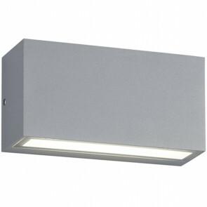 OSRAM - LED Tuinverlichting - Tuinlamp - Trion Tront - Wand - 10W - Mat Titaan - Aluminium