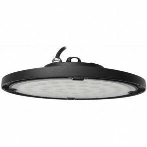 OSRAM - LED UFO High Bay 200W - Magazijnverlichting - Waterdicht IP65 - Helder/Koud Wit 6000K - Aluminium