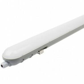 PHILIPS - LED Balk - 60W - Waterdicht IP65 - Helder/Koud Wit 6000K - Kunststof - 150cm