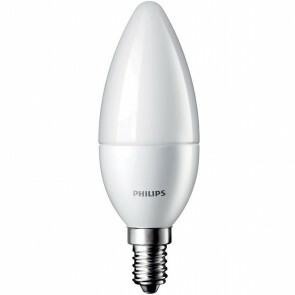 PHILIPS - LED Lamp - CorePro Candle 827 B35 FR - E14 Fitting - 4W - Warm Wit 2700K | Vervangt 25W