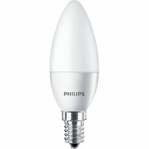 PHILIPS - LED Lamp - CorePro Candle 827 B35 FR - E14 Fitting - 5.5W - Warm Wit 2700K | Vervangt 40W