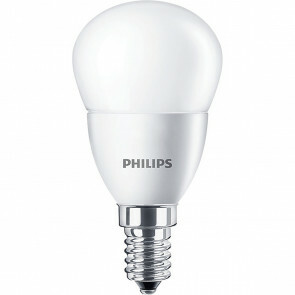 PHILIPS - LED Lamp - CorePro Lustre 827 P45 FR - E14 Fitting - 5.5W - Warm Wit 2700K | Vervangt 40W