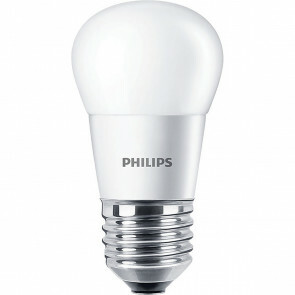 PHILIPS - LED Lamp - CorePro Lustre 827 P45 FR - E27 Fitting - 5.5W - Warm Wit 2700K | Vervangt 40W