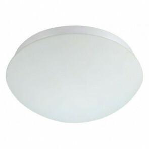 PHILIPS - LED Plafondlamp met Bewegingssensor - SceneSwitch 827 A60 - 360° Sensor - E27 Fitting - Dimbaar - 2W-8W - Warm Wit 2200K-2700K - Mat Wit - Melkglas