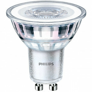 PHILIPS - LED Spot - CorePro 827 36D - GU10 Fitting - 4.6W - Warm Wit 2700K | Vervangt 50W