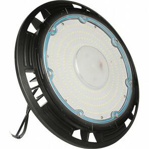 PHILIPS - LED UFO High Bay Premium - Rinzu Prem - 200W - High Lumen 150 LM/W - Magazijnverlichting - Dimbaar - Waterdicht IP65 - Helder/Koud Wit 6000K - Aluminium
