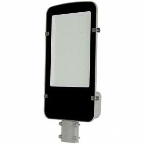 SAMSUNG - LED Straatlamp - Viron Anno - 150W - Helder/Koud Wit 6400K - Waterdicht IP65 - Mat Zwart - Aluminium