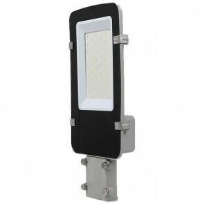 SAMSUNG - LED Straatlamp - Viron Anno - 30W - Natuurlijk Wit 4000K - Waterdicht IP65 - Mat Zwart - Aluminium
