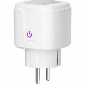 Slimme Stekker - Smart Plug - Besty - Wifi - Vierkant - Mat Wit