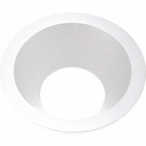 Spot Ring - Pragmi Cliron Pro - Rond - Mat Wit