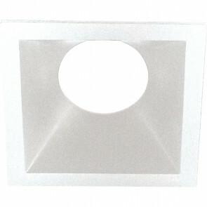 Spot Ring - Pragmi Cliron Pro - Vierkant - Mat Wit