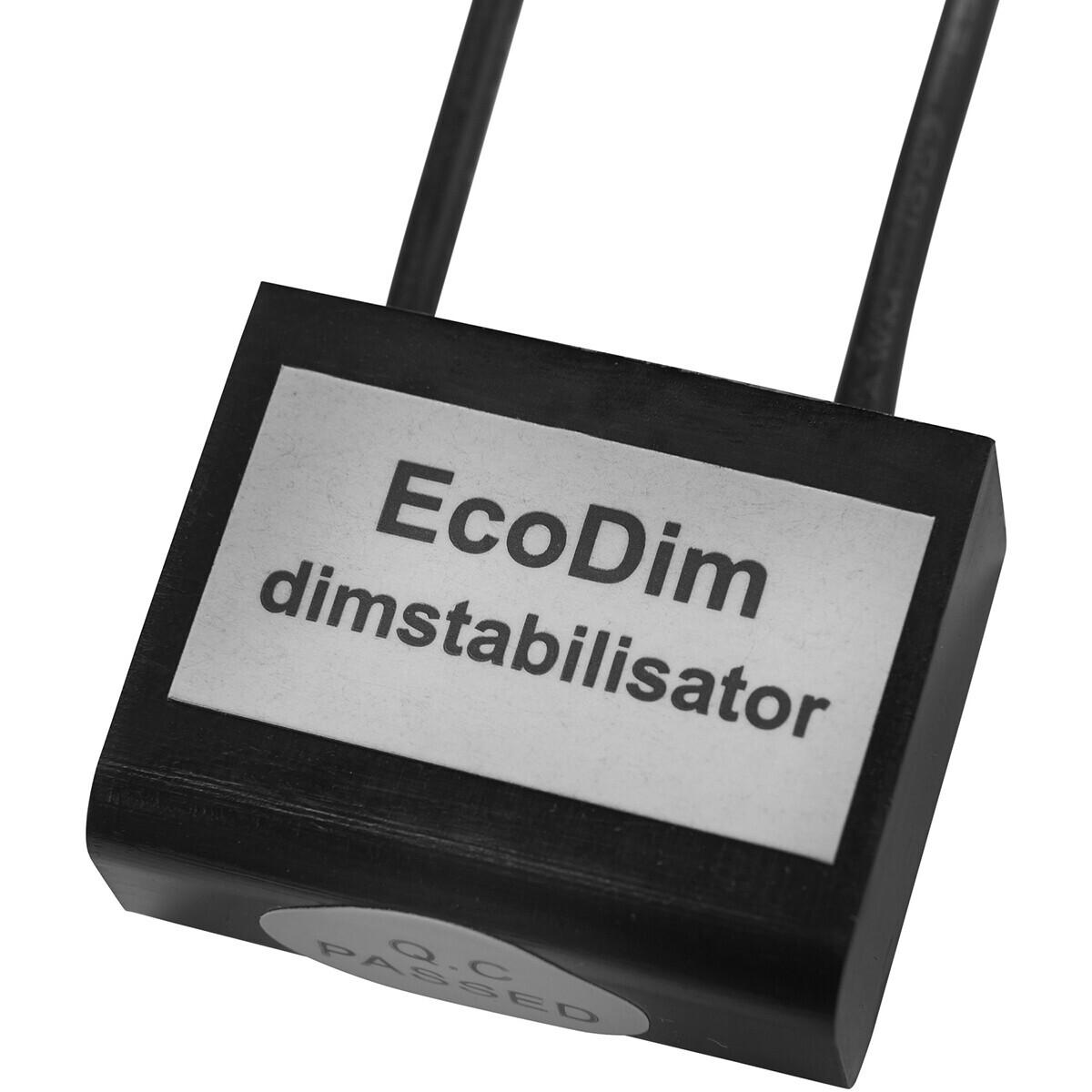 EcoDim - LED Dimstabilisator - ED-10009 - Universeel - Zwart