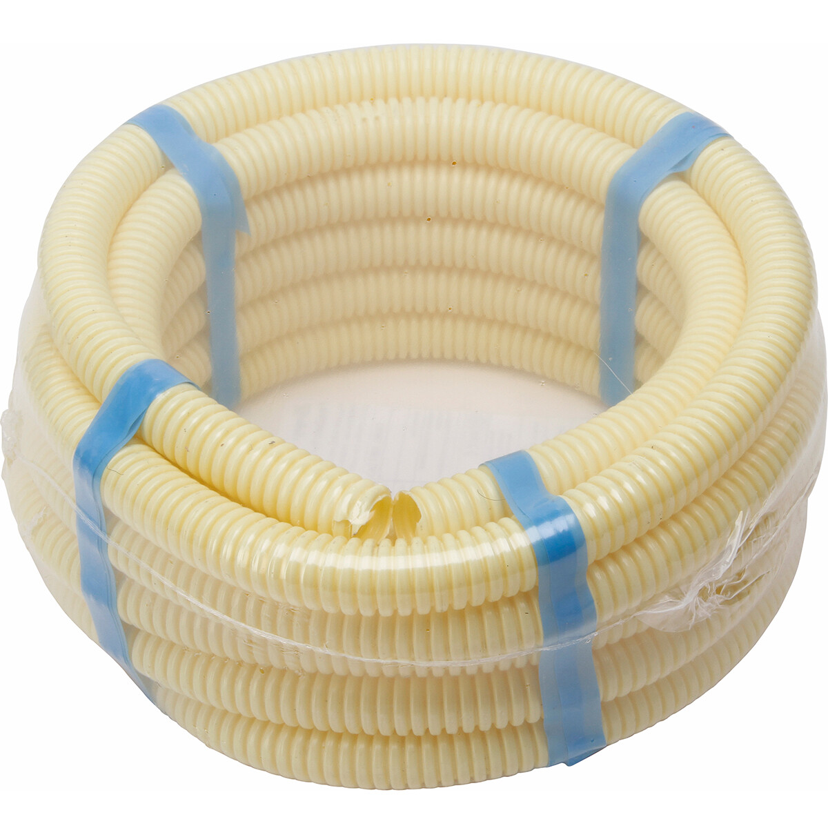 KOPP - Flexibele Buis - Installatiebuis - 19mm - 3/4inch - 5 Meter - Crème