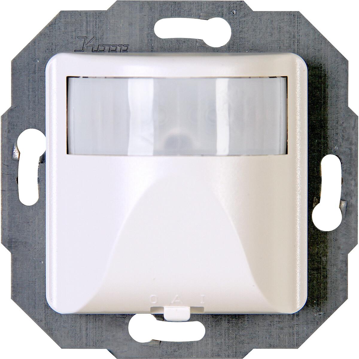 KOPP - Infrarood Bewegingssensor - Athenis INFRAcontrol - Inbouw - 180° - 3-draads - 7-100W - Helder