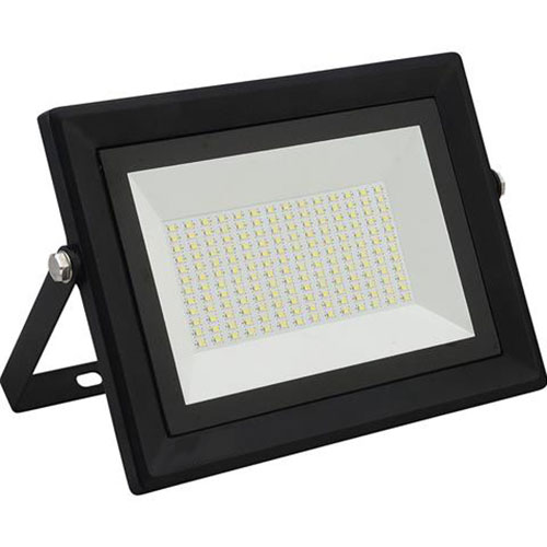 LED Bouwlamp 100 Watt - LED Schijnwerper - Pardus - Helder/Koud Wit 6400K - Wate