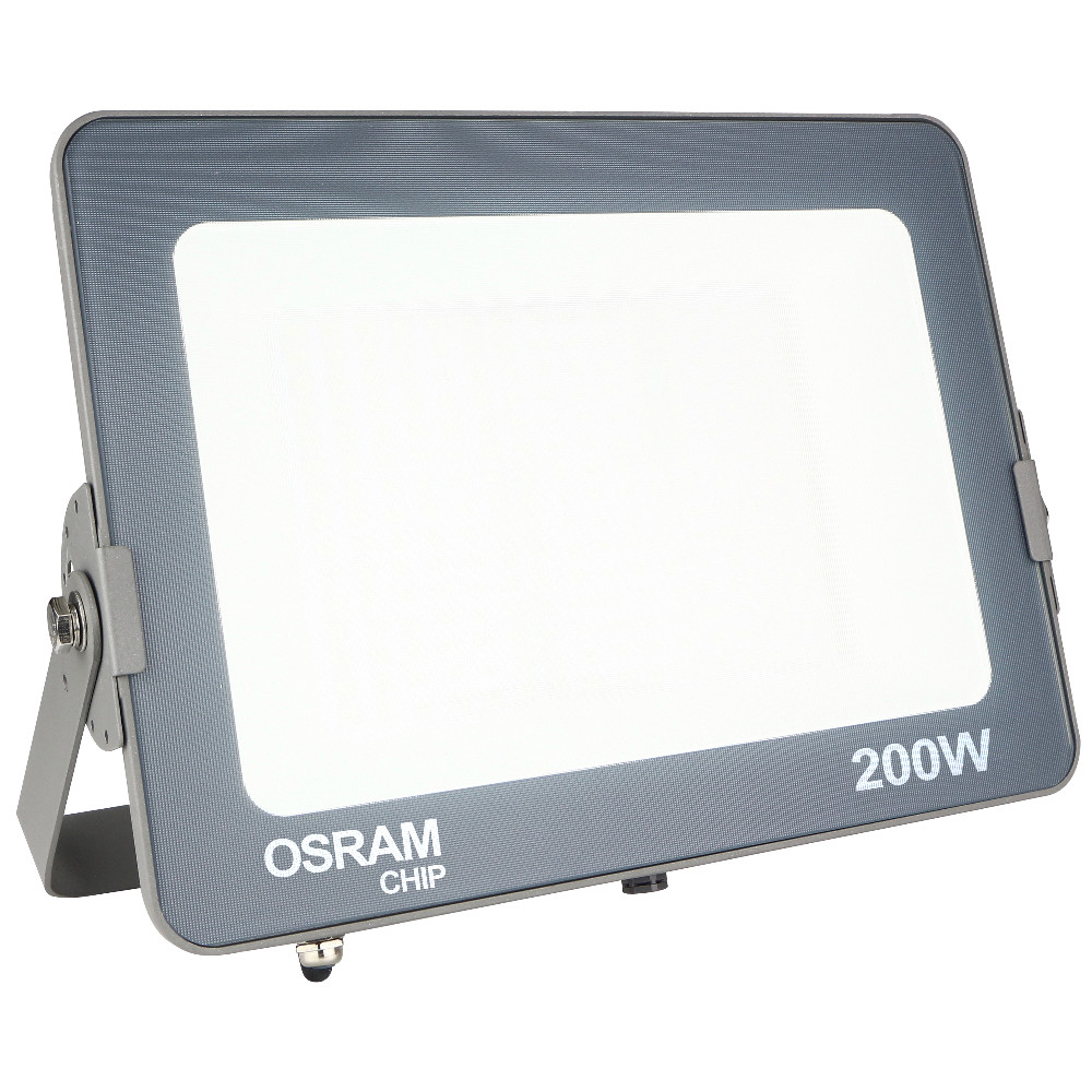 OSRAM - LED Bouwlamp 200 Watt - LED Schijnwerper - Aanpasbare Kleur - Waterdicht IP65