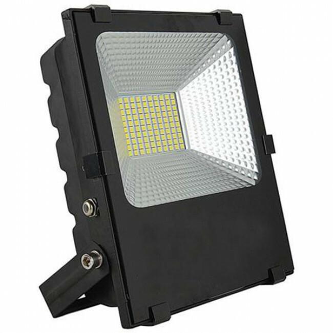 LED Bouwlamp 300 Watt - LED Schijnwerper - Helder/Koud Wit 6400K - Waterdicht IP65