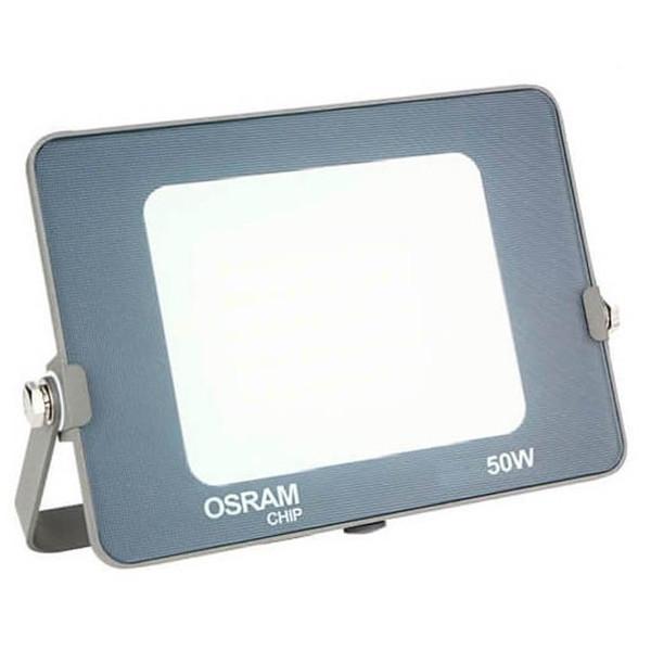 OSRAM - LED Bouwlamp 50 Watt - LED Schijnwerper - Natuurlijk Wit 4000K - Waterdicht IP65
