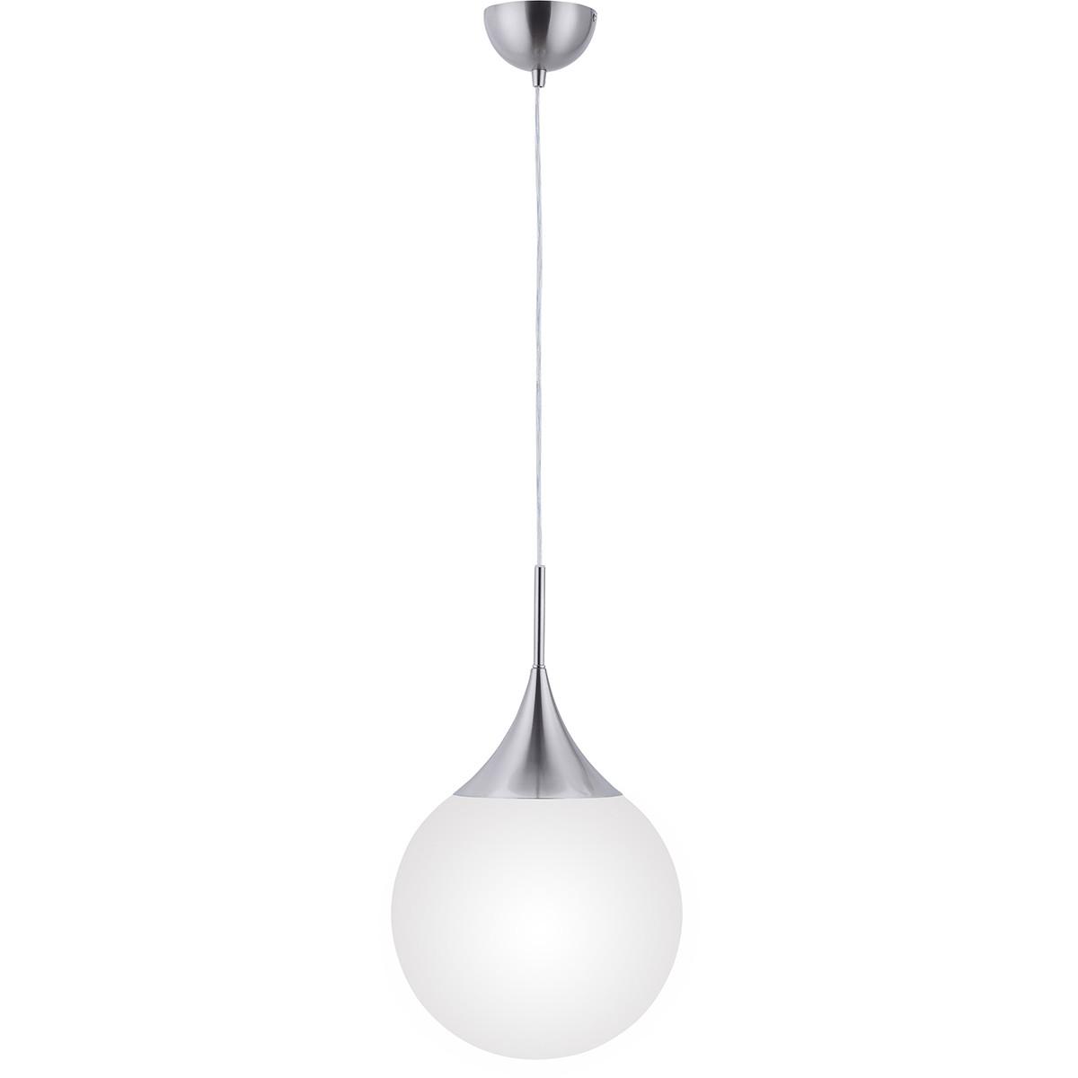 LED Hanglamp WiZ - Smart LED - Trion Dani - 11W - E27 Fitting - Aanpasbare Kleur - Dimbaar - Rond -