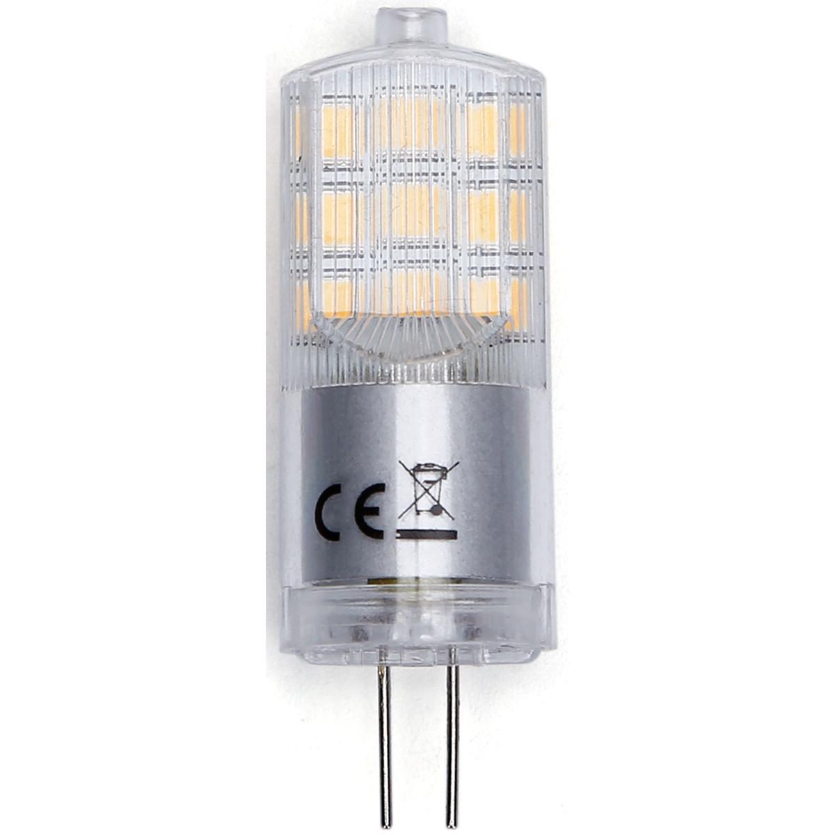 LED Lamp - Aigi - G4 Fitting - 3W - Warm Wit 3000K | Vervangt 25W