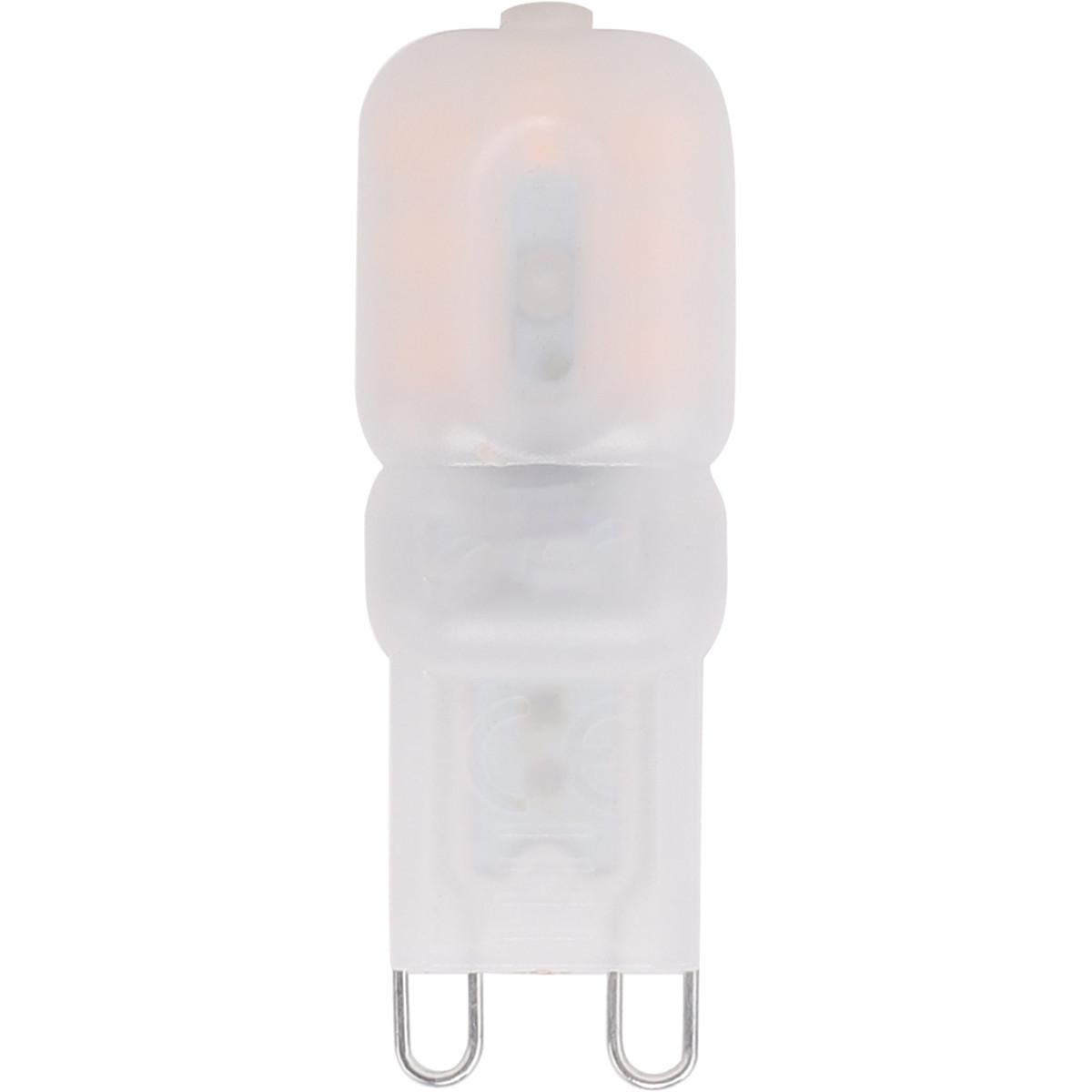 LED Lamp - Aigi - G9 Fitting - 2.5W - Helder/Koud Wit 6500K | Vervangt 25W