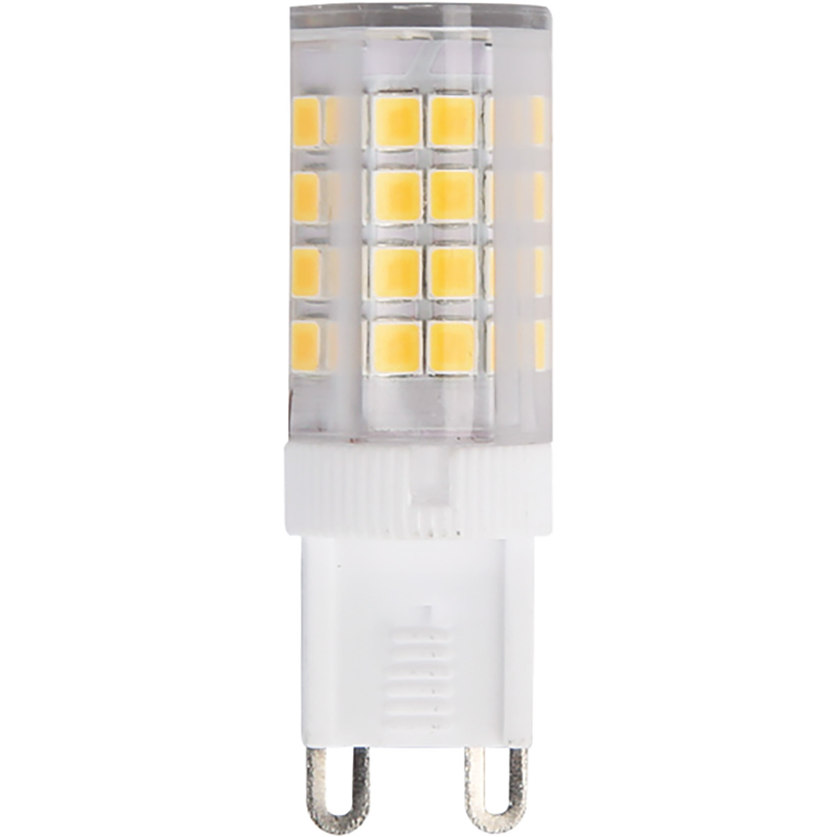 LED Lamp - Aigi - G9 Fitting - 3.5W - Helder/Koud Wit 6500K | Vervangt 30W