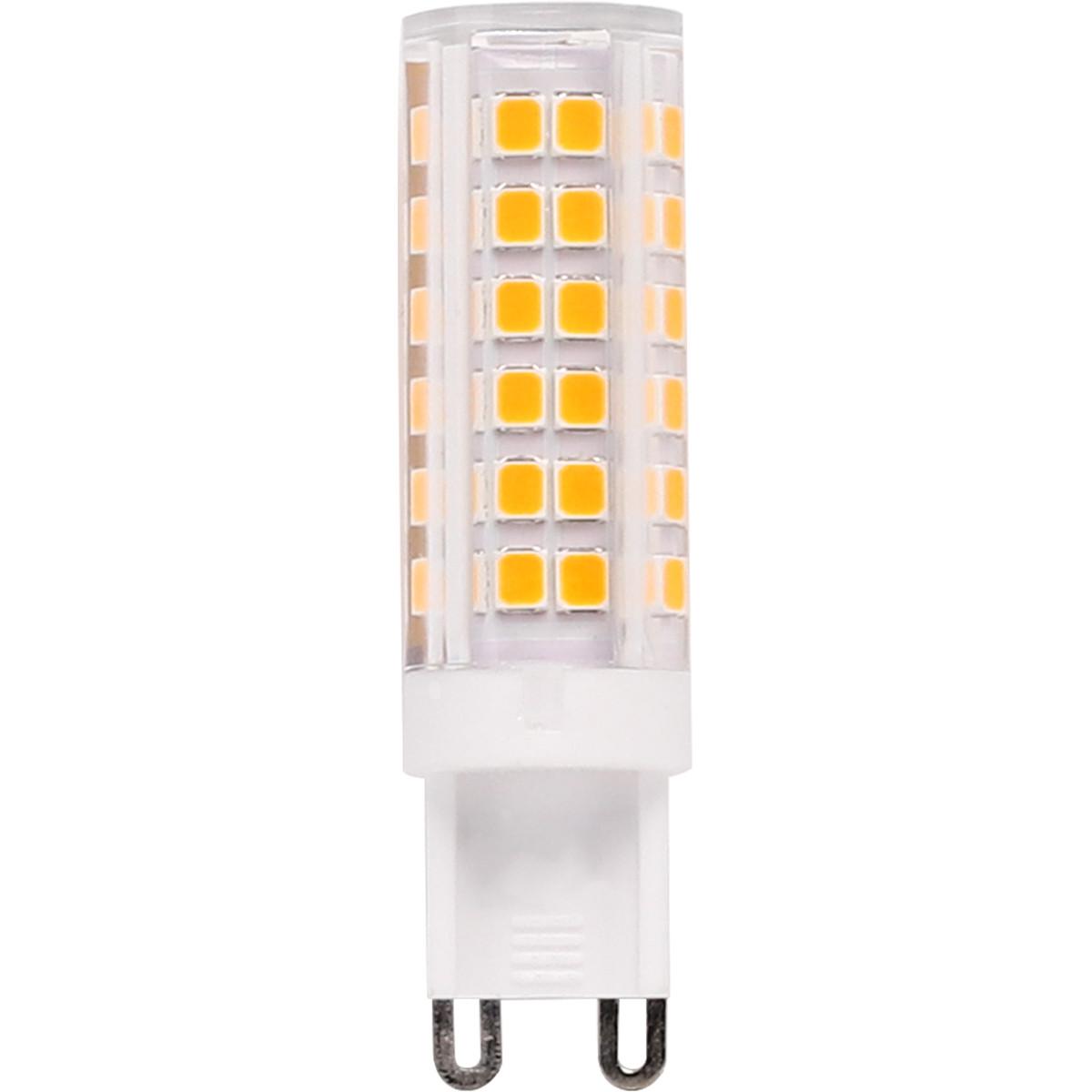 LED Lamp - Aigi - G9 Fitting - 5W - Helder/Koud Wit 6500K | Vervangt 45W