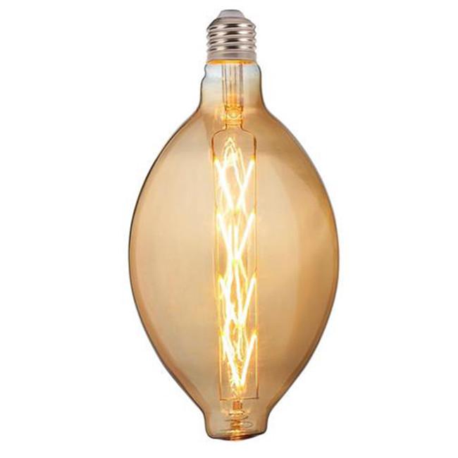 LED Lamp - Design - Elma - E27 Fitting - Amber - 8W - Warm Wit 2200K