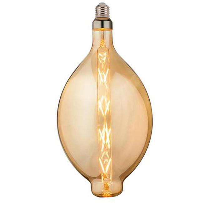 LED Lamp - Design - Elma XL - E27 Fitting - Amber - 8W - Warm Wit 2200K