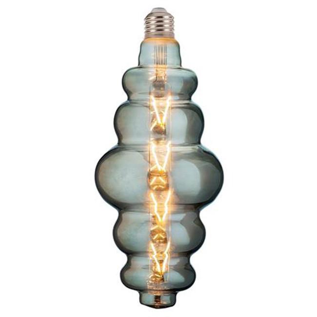 LED Lamp - Design - Origa - E27 Fitting - Titanium - 8W - Warm Wit 2400K