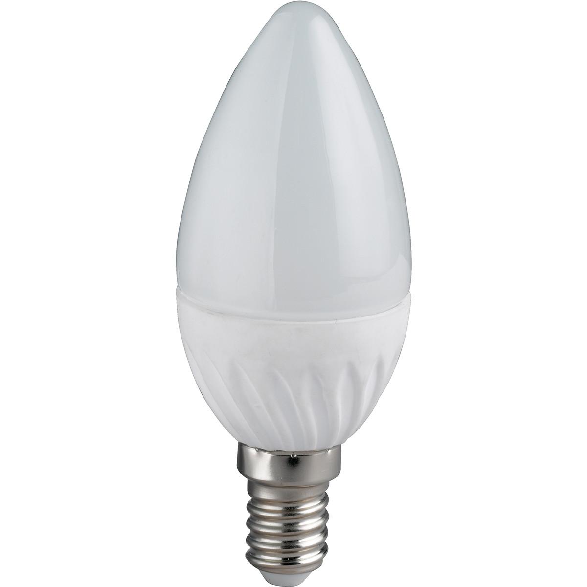 LED Lamp WiZ - Smart LED - Trion Akusti - E14 Fitting - 5W - Slimme LED - Dimbaa