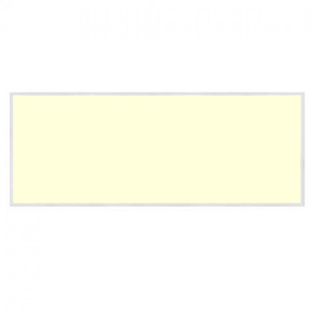 LED Paneel - 30x120 Warm Wit 3000K - 36W Inbouw Rechthoek - Mat Wit - Flikkervrij
