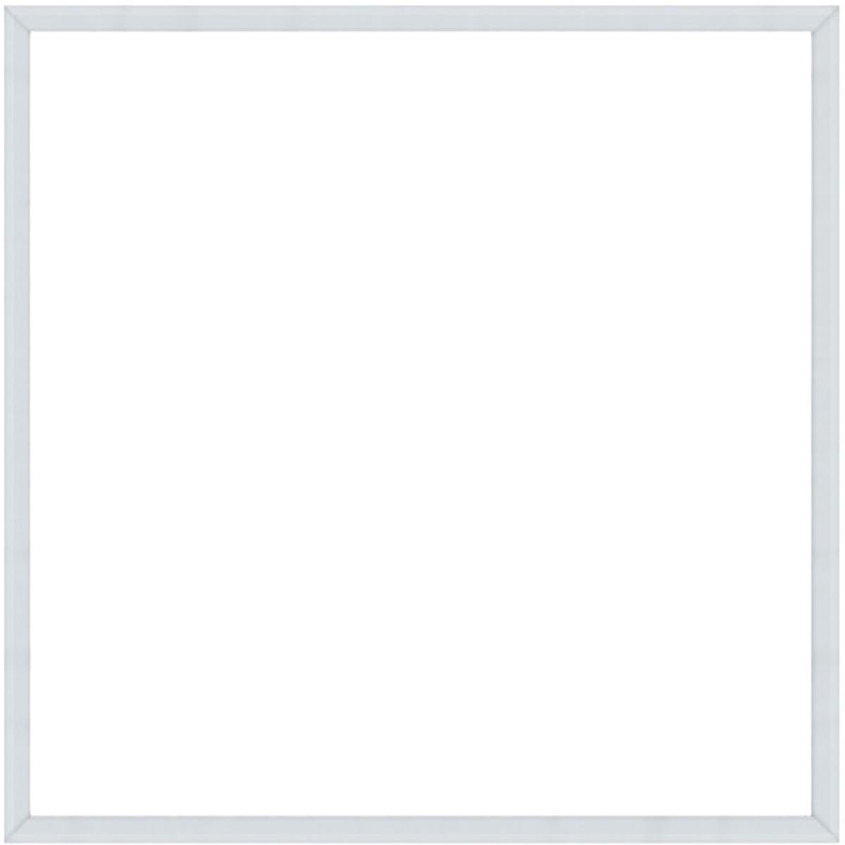 LED Paneel - Hotty - 60x60 Helder/Koud Wit 6400K - 40W Inbouw Vierkant - Mat Wit - Flikkervrij