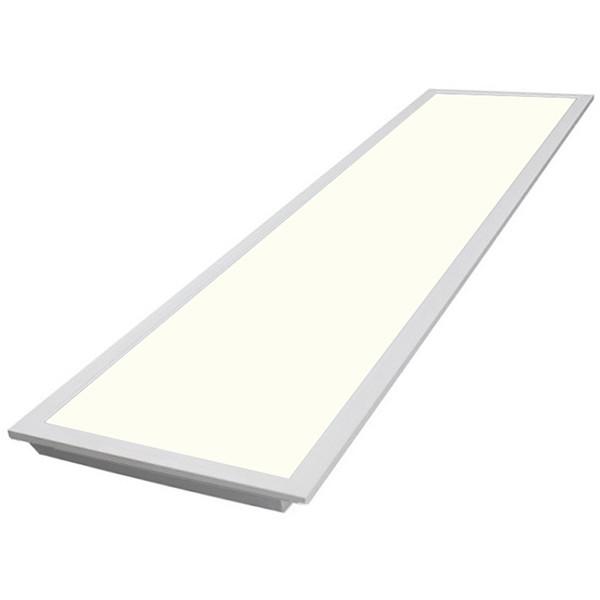 OSRAM - LED Paneel - 30x120 Natuurlijk Wit 4000K - 50W High Lumen - Inbouw Rechthoek - Mat Wit - Fli