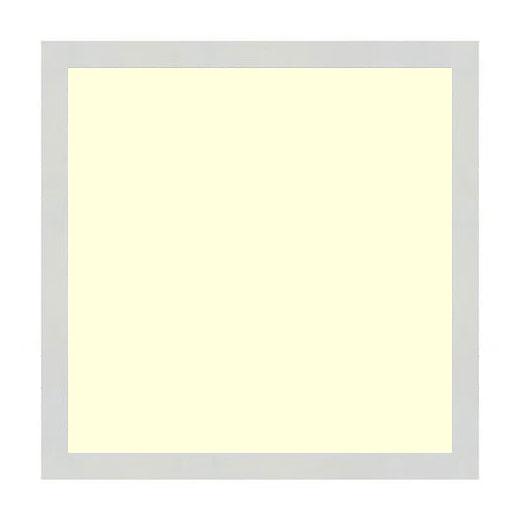 LED Paneel Slim - 30x30 Warm Wit 2700K - 24W Inbouw Vierkant - Mat Wit - Flikkervrij