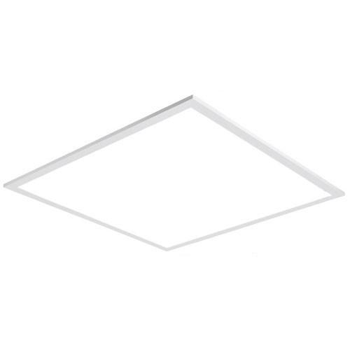 LED Paneel - 60x60 Helder/Koud Wit 6400K - 45W Inbouw Vierkant - Mat Wit - Flikkervrij