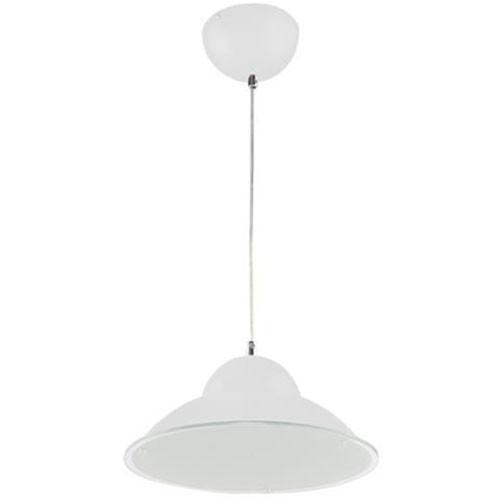 LED Plafondlamp - Plafondverlichting - Anta - 15W - Natuurlijk Wit 4000K - Wit Aluminium