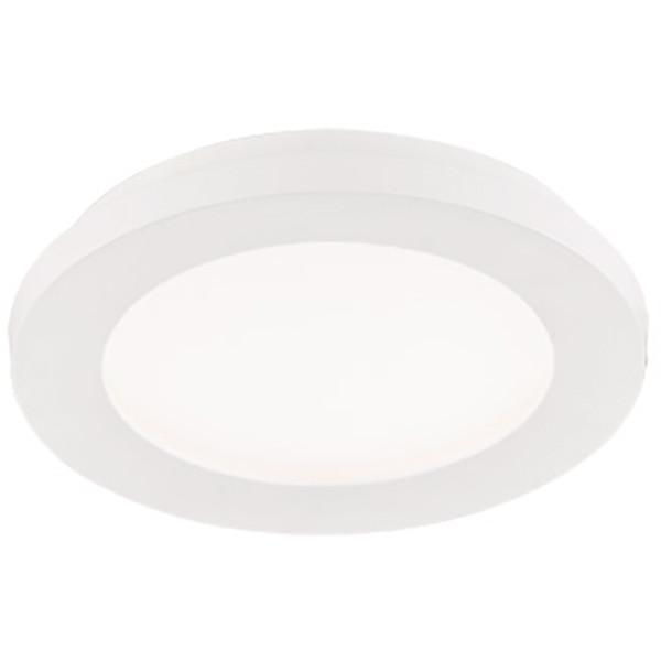 LED Plafondlamp - Trion Camy - Opbouw Rond 10W - Spatwaterdicht IP44 - Dimbaar - Warm Wit 3000K - Ma