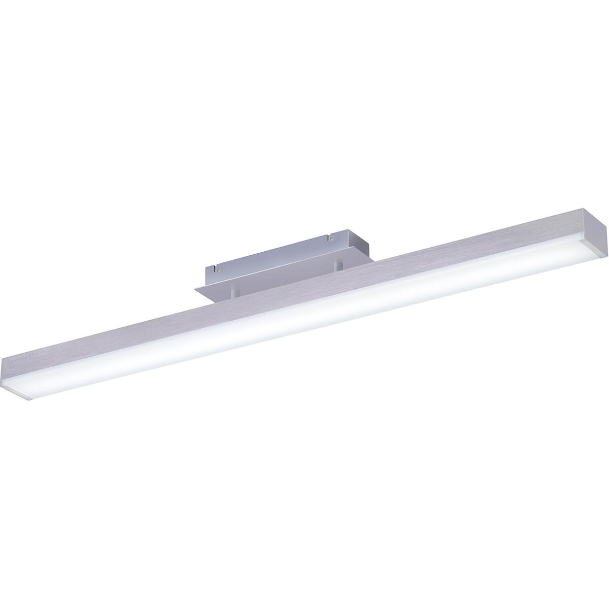 LED Plafondlamp WiZ - Smart LED - Plafondverlichting - Trion Lavar - 20W - Aanpasbare Kleur - RGBW -
