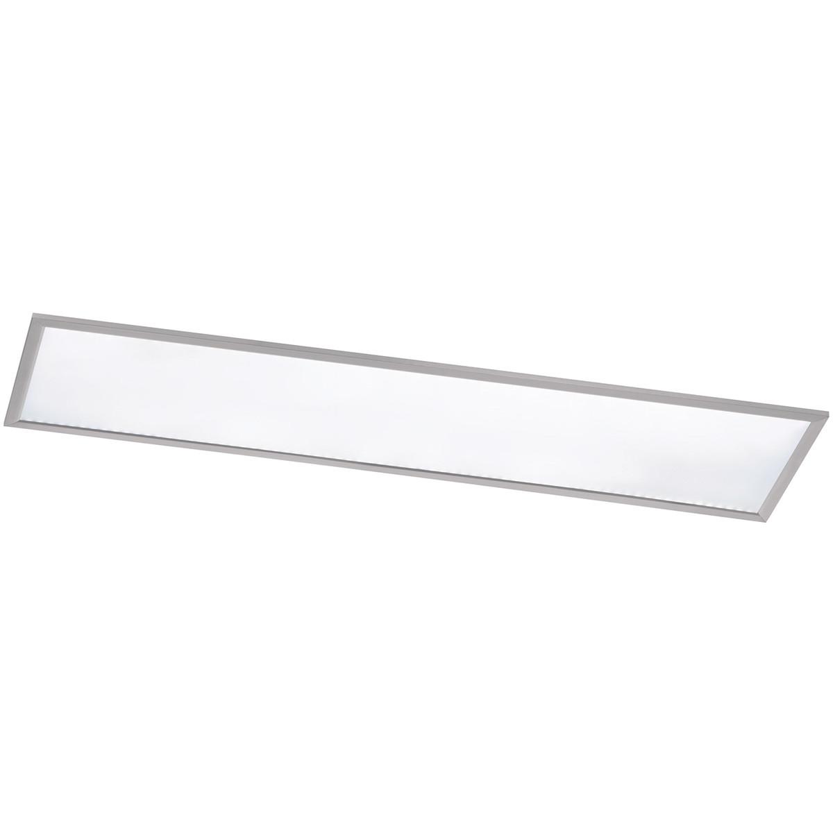 LED Plafondlamp WiZ - Smart LED - Trion Givon - 36W - Aanpasbare Kleur - Dimbaar - Afstandsbediening