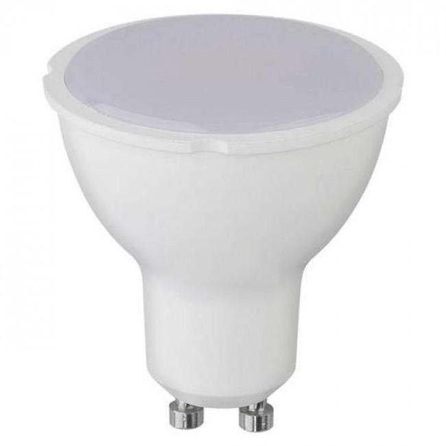 LED Spot - GU10 Fitting - 4W - Helder/Koud Wit 6400K