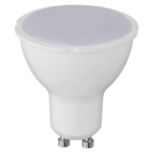 LED Spot - GU10 Fitting - 6W - Helder/Koud Wit 6400K