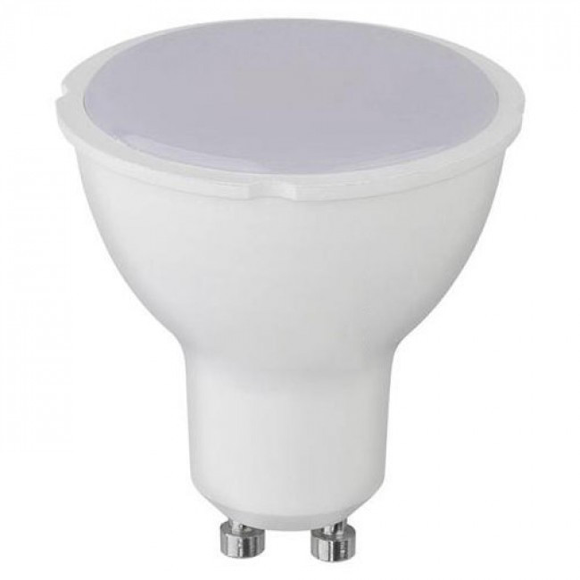 LED Spot - Aigi - GU10 Fitting - 8W - Helder/Koud Wit 6400K