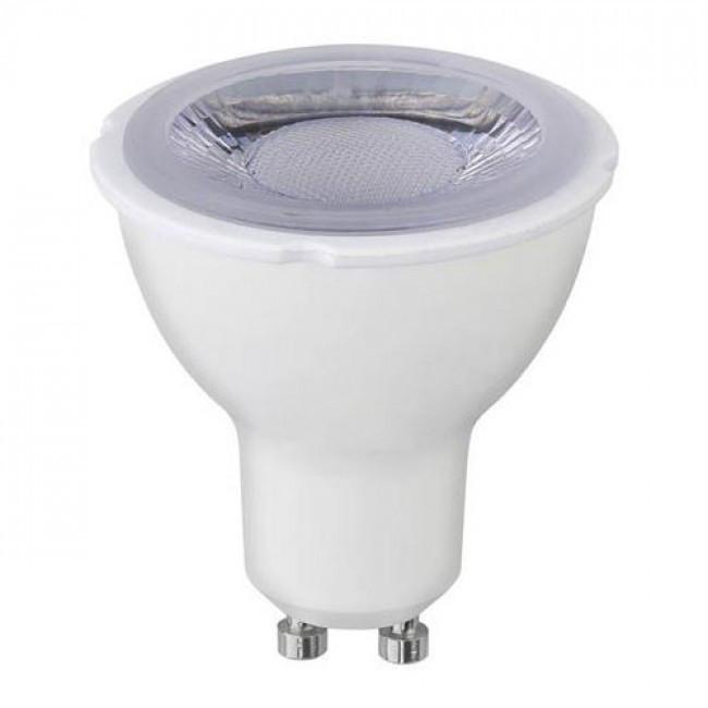 LED Spot - GU10 Fitting - Dimbaar - 6W - Natuurlijk Wit 4200K