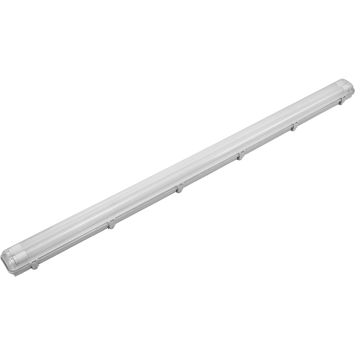LED TL Armatuur T8 - Pragmi Housing Pro - 150cm Dubbel - Waterdicht IP65