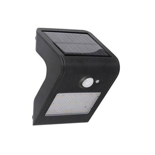LED Tuinverlichting - Buitenlamp - Sira 1 - Zonne-energie - Bewegingssensor - 1W