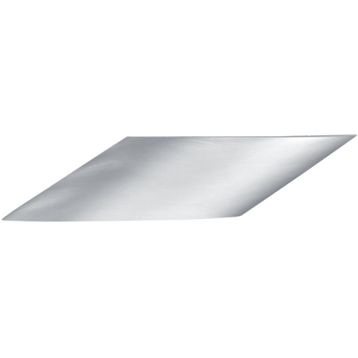 LED Wandlamp - Wandverlichting - Trion Exalin - 6W - Warm Wit 3000K - Rond - Mat Grijs - Aluminium