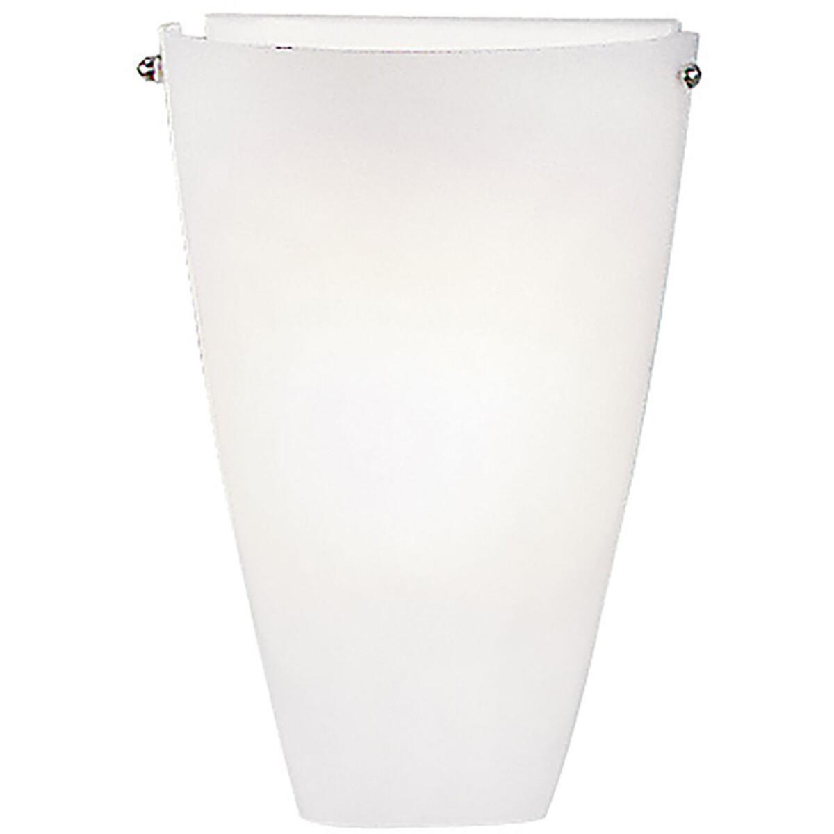 LED Wandlamp - Wandverlichting - Trion Miran - E27 Fitting - Rechthoek - Mat Grijs - Aluminium